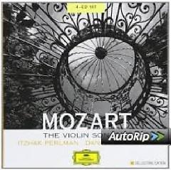 Mozart - The Violin Sonatas CD 4