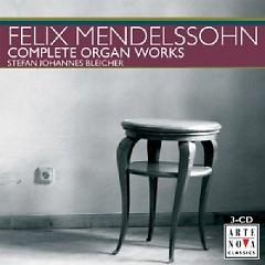 Felix Mendelssohn - Complete Organ Works CD 2