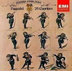 Paganini - 24 Caprices For Solo Violin (CD 1)