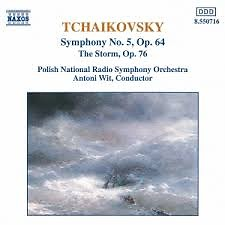 Tchaikovsky - Symphony No. 5 - The Storm