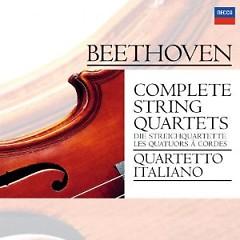 Beethoven - Complete String Quartets CD 6