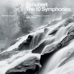 Schubert - The 10 Symphonies  CD 6