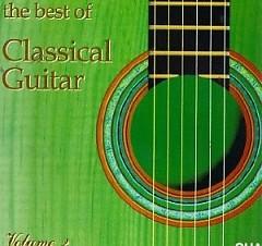 Best Of Classical Guitar CD 2