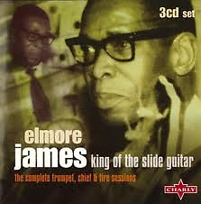 King Of The Slide Guitar CD 1 (No. 1) - Elmore James