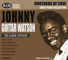 Bros Of Soul - Early Years Coll (CD 1) - Johnny Guitar Watson