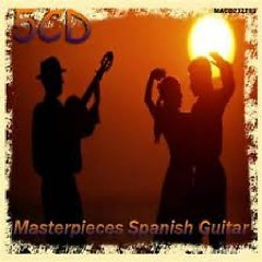 Masterpieces Of The Spanish Guitar Collection - Spanish Guitar 2 Gold Collection CD 2