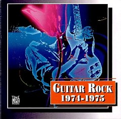 Top Guitar Rock Series CD 5 - Guitar Rock 1974 – 1975