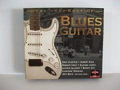 The Very Best Of Blues Guitar CD 2 (No. 1)