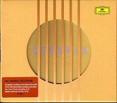 Segovia Plays Bach (CD 1) - Andres Segovia