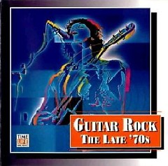 Top Guitar Rock Series CD 14 - The Late 70's