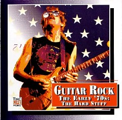 Top Guitar Rock Series CD 13 - The Early 70's The Hard Stuff