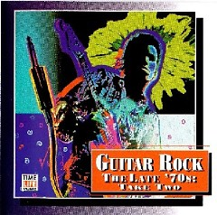 Top Guitar Rock Series CD 15 - The Late '70s Take Two