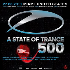 A State Of Trance 500 (Inspiron) CD 2 (No. 2)