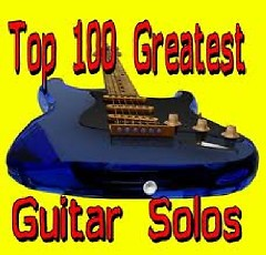 Top 100 Greatest Guitar Solos CD 8 - Various Artists