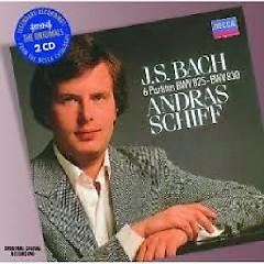 J.S.Bach - 6 Partitas CD 2 (No. 2)