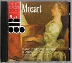Piano Concerto No. 24 - Clarinet Concerto