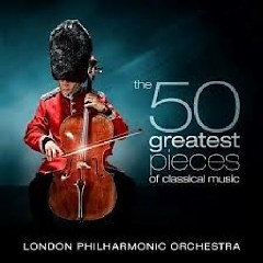 The 50 Greatest Pieces Of Classical Music (CD 4) - David Parry,London Philharmonic Orchestra