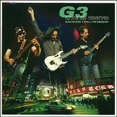 The Perfect Guitar Collection CD 21 - Live In Tokyo 2 - Joe Satriani,Steve Vai,John Petrucci