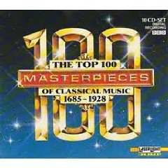 The Top 100 Masterpieces Of Classical Music Disc 1 - 1685 - 1730