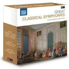 Naxos 25th Anniversary The Great Classics Box #7- CD 6 Mozart - Symph. 38 & 39 & 40