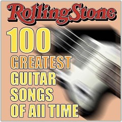 Rolling Stone Magazine's 100 Greatest Guitar Songs Of All Time (CD 8)