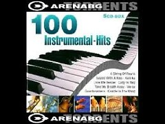 Top 100 Instrumental Hits CD 8