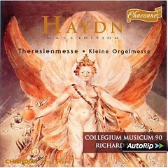 Haydn The Complete Mass Edition Vol 1 - Theresienmesse, Kleine Orgelmesse