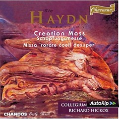 Haydn The Complete Mass Edition Vol 2 - Creation Mass Schopfungsmesse (No. 1)