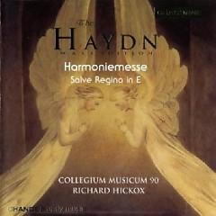 Haydn The Complete Mass Edition Vol 3 - Harmoniemesse, Salve Regina In E