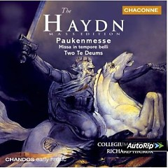 Haydn The Complete Mass Edition Vol 4 - Paukenmesse