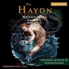 Haydn The Complete Mass Edition Vol 5 - Nelson Mass, Ave Regina (No. 1)