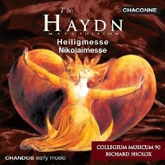 Haydn The Complete Mass Edition Vol 6 - Heiligmesse, Nikolaimesse (No. 1)
