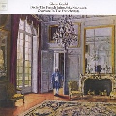 Bach The French Suites CD 1