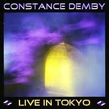 Live In Tokyo  - Constance Demby