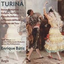 Turina - Orchestral Music