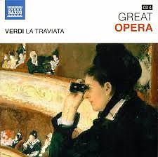Naxos 25th Anniversary The Great Classics Box #1- CD 8 Puccini - Tosca (CD 2)
