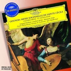 Gounod - Messe Solennelle De Saint Cecile  - Igor Markevitch,Czech Philharmonic Orchestra