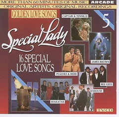 Golden Love Songs Vol. 5 - Special Lady