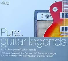 Pure... Guitar Legends CD 1
