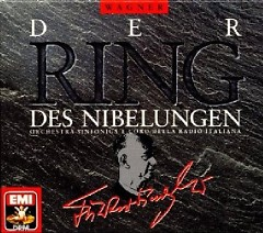 Wagner Der Ring Des Nibelungen CD 2 (No. 1)