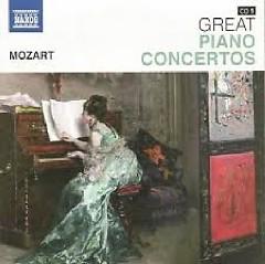 Naxos 25th Anniversary The Great Classics Box #3 - CD 2 Mozart