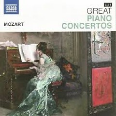 Naxos 25th Anniversary The Great Classics Box #3 - CD 4 Beethoven & Mozart