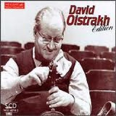 David Oistrakh Edition CD 1