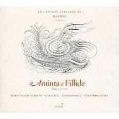 Handel - Aminta e Fillide (No. 2) - Fabio Bonizzoni,La Risonanza Orchestra