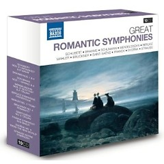 Naxos 25th Anniversary The Great Classics Box #4 - CD 1 Schubert Symphonies 8 & 9