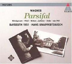 Wagner - Parsifal CD 2 - Hans Knappertsbusch,Bayreuth Festival Orchestra