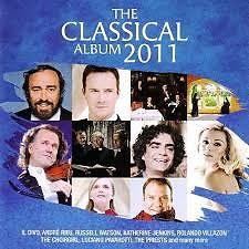 The Classical Album 2011 CD 2 (No. 1)