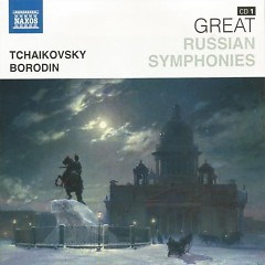Naxos 25th Anniversary The Great Classics Box #6 - CD 1 Tchaikovsky & Borodin