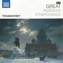 Naxos 25th Anniversary The Great Classics Box #6 - CD 3 Tchaikovsky