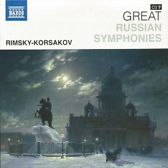 Naxos 25th Anniversary The Great Classics Box #6 - CD 7 Rimsky Korsakov